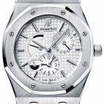 Audemars Piguet 26120stoo1220st01  Royal Oak Dual Time Power Reser