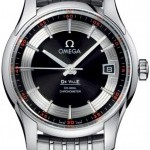 Omega 43130412101001  De Ville Hour Vision Mens Watch