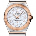 Omega 12320246055003  Constellation Polished 24mm Ladies