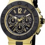Bulgari Dg42bgvdch  Diagono Chronograph 42mm Mens Watch