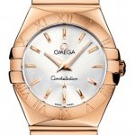 Omega 12350276002003  Constellation  Polished 27mm Ladie