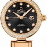 Omega 42568342051002  De Ville Ladymatic 34mm Ladies Wat