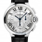 Cartier W6920078  Ballon Bleu - Chronograph Mens Watch