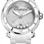 Chopard 288525-3002  Happy Sport Round Quartz 42mm Ladies