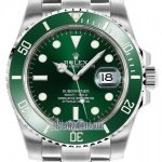 Rolex 116610LV  Oyster Perpetual Submariner Date Mens Wa
