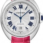 Cartier WJCL0011  Cle De  Automatic 40mm Midsize Watch