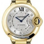 Cartier We902027  Ballon Bleu 36mm Ladies Watch