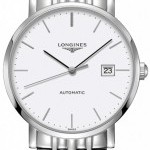 Longines L49104126  Elegant Automatic 39mm Mens Watch