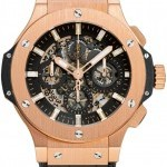 Hublot 311px1180gr  Big Bang Aero Bang Gold 44mm Mens Wat