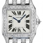 Cartier Wf9010yc  Santos Demoiselle - Midsize Ladies Watch