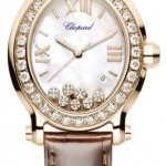 Chopard 275350-5003  Happy Sport Oval Quartz Ladies Watch