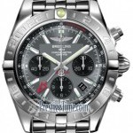 Breitling Ab042011f561-ss  Chronomat 44 GMT Mens Watch