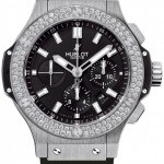 Hublot 301sx1170rx1104  Big Bang Steel 44mm Mens Watch