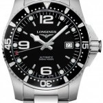 Longines L36424566  HydroConquest Automatic 41mm Mens Watch
