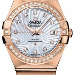 Omega 12355272055001  Constellation Co-Axial Automatic 2