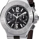 Bulgari Dg40bsldch  Diagono Chronograph 40mm Mens Watch