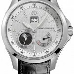 Girard Perregaux 49650-11-132-bb6a  Traveller Large Date Moonphases