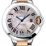 Cartier W6920098  Ballon Bleu 33mm Ladies Watch