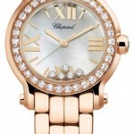 Chopard 274189-5007  Happy Sport II Round 30mm Ladies Watc