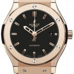 Hublot 565ox1180lr  Classic Fusion Automatic Gold 38mm Me
