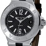 Bulgari Dg40bsld  Diagono Automatic 40mm Mens Watch