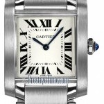 Cartier Wsta0005  Tank Francaise Midsize Watch