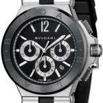 Bulgari Dg42bscvdch  Diagono Chronograph 42mm Mens Watch