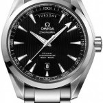 Omega 23110422201001  Aqua Terra 150m Co-Axial Day Date