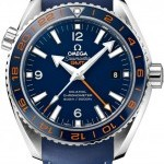 Omega 23232442203001  Planet Ocean GMT 600m Mens Watch
