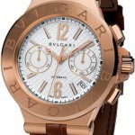 Bulgari Dgp40c6gldch  Diagono Chronograph 40mm Mens Watch