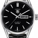 TAG Heuer War201afc6266  Carrera Caliber 5 Day Date Mens Wat