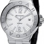Bulgari Dg40c6ssd  Diagono Automatic 40mm Mens Watch