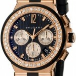 Bulgari Dgp40bgdvdch8  Diagono Chronograph 40mm Ladies Wat