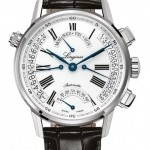 Longines L47974712  Heritage Retrograde Mens Watch