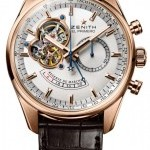 Zenith 182080402101c494  Chronomaster Open Power Reserve