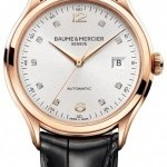Baume & Mercier 10104 Baume  Mercier Clifton Automatic 39mm Mens W