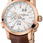 Ulysse Nardin 322-10  Perpetual Manufacture 43mm Mens Watch