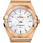Omega 12350276005001  Constellation  Brushed 27mm Ladies