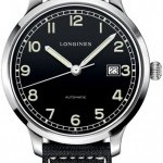Longines L27884530  Heritage Mens Watch