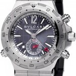 Bulgari Dp42c14ssdgmt  Diagono Professional GMT 42mm Mens
