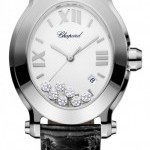 Chopard 278546-3001  Happy Sport Oval Quartz Ladies Watch