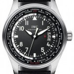 IWC IW326201  Pilots Watch Worldtimer Mens Watch