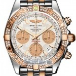 Breitling Cb0140aag713-tt  Chronomat 41 Mens Watch