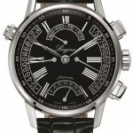 Longines L47974512  Heritage Retrograde Mens Watch