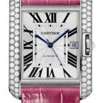 Cartier Wt100023  Tank Anglaise - Large Mens Watch