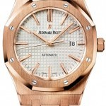 Audemars Piguet 15400oroo1220or02  Royal Oak Automatic 41mm Mens W