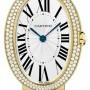Cartier Wb520021  Baignoire Large Ladies Watch