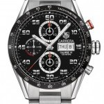 TAG Heuer Cv2a1rba0799  Carrera Day Date Automatic Chronogra