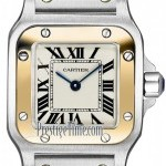 Cartier W20012c4  Santos Galbee Quartz Ladies Ladies Watch