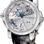 Ulysse Nardin 670-88  Sonata Cathedral Mens Watch